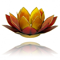 Lotus Chakra candle holder 3 colors