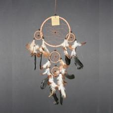 Dreamcatcher brown, medium