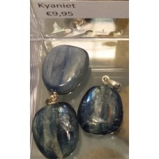 Health pendant - Kyanite