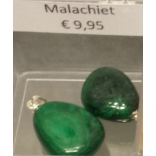 Health pendant - Malachite