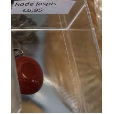 Gezondheidshanger - Rode Jaspis