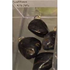 Health pendant - Sapphire