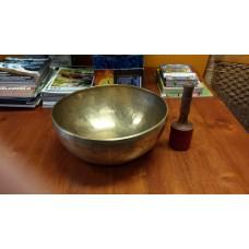 Singing bowl, 2660 grams