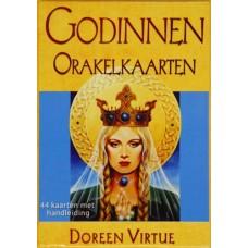 Godinnen Orakelkaarten, Doreen Virtue