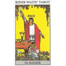 Rider Waite Tarot, 78 kaarten