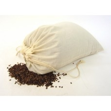 Buckwheat chaff