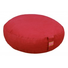 Meditation cushion, low model - red