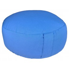 Meditation cushion Blue