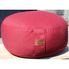 Meditation cushion Red