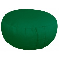 Meditation cushion, Green