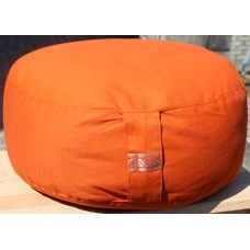 Meditation cushion, Orange