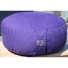 Meditation cushion, Purple