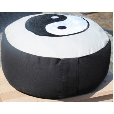 Meditation cushion, Yin Yang