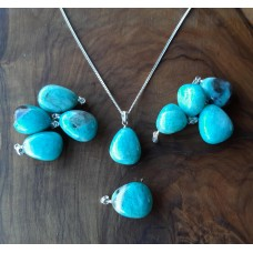 Health pendant - Amazonite