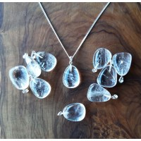 Health pendant - Clear Cristal