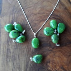 Health pendant - Jade/Nephrite