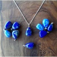 Health pendant - Lapis Lazuli