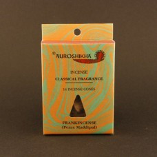 Auroshikha cones, Frankincense