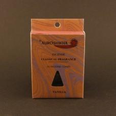 Auroshikha cones, Vanilla