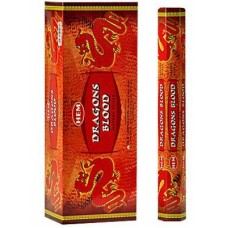 HEM Dragon Blood Red