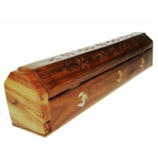 Incense box, wood Ohm