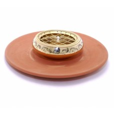 Incense burner resin incense