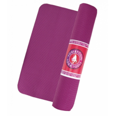 Yoga mat, auberegine