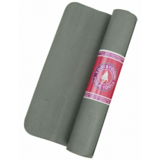 Yoga mat, gray